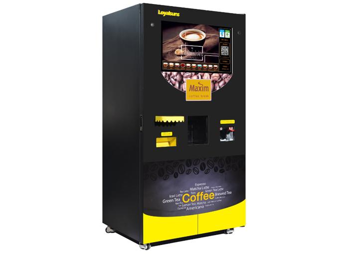 ten flavor instant coffee maker